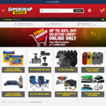 30% off Century Car Batteries (Batteries Starting from $110) @ Supercheap Auto