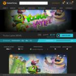 [PC] Steam - Yooka-Laylee - $10.39 AUD - Fanatical