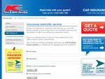Earn 250 Flybuys When You Sign Up Kmart Tyre & Auto Car Insurance Reminder Service - Free