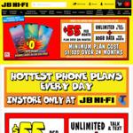Huawei Mate 20: Unlimited Calls & Text + 80GB Data 24 Month Plan $55/Month @ Telstra via JB Hi-Fi
