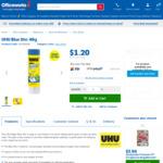 Uhu 40g Glue Stick $1.80, Crayola Twistable Crayons $3.98 @ Officeworks