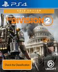 [Pre-Order] [PS4, XB1] The Division 2 Gold Edition $115.00 Delivered @ Amazon AU