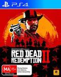 [PS4/XB1] Red Dead Redemption 2 $58 Delivered @ Amazon AU