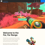 [PC] FREE -  Slime Rancher- EpicGames