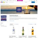 Captain Morgan Spiced Rum 1 Litre $50, Bundaberg UP Rum 1 Litre $50 & More @ First Choice Liquor eBay
