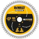 DeWALT 216mm 60T Extreme Runtime Mitre Saw Blade $51.85 (Was  $96) @ Bunnings