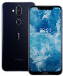 "[Student Edge](GreyImport) Nokia 8.1 (TA-1119) Mobile Phone (6.18""/4GB/64GB/Hybrid DS/B28/NFC/3.5mm) Blue/Iron $476.10 @ QD eBay"