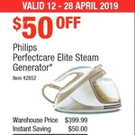 Philips GC9642/60 Steam Generator Iron $349.99 @ Costco (Membership Required)
