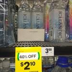 Icelandic Alkaline Glacial Water 1L, $2.10 @ Woolworths
