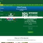 Woolworths Online 10% off Your Entire Order - Click Frenzy Mayhem - $100 Minimum Purchase