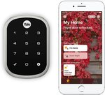 Yale Assure Lock SL, YRD256-iM1-Apple Smart Deadbolt for $326.39 + Delivery (Free with Prime) @ Amazon AU via US
