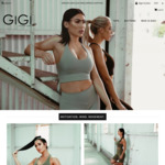 15% off Sitewide @ GIGI Active Luxe