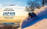 Win a Ski Holiday in Japan for 2 Worth $8,000 from Mountain Watch