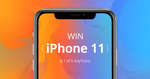 Win an iPhone 11 Worth $1,199 from iMobie