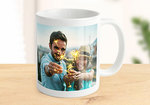 Personalised Full Wrap Photo Mug $4.95 (Normally $21.95) + Delivery or Free Kmart C&C @ Snapfish