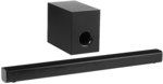 Sound Bar with Wireless Subwoofer 60W $89 @ The Reject Shop