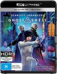 Ghost in The Shell, The Mummy, Jurassic World - Fallen Kingdom (4K + Blu-Ray) $13 + Post ($0 with Prime/ $39 Spend) @ Amazon AU