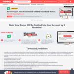 $2 Bonus Cashback with Min $5 Spend @ ShopBack via Browser Extension