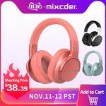 Mixcder E7 ANC Bluetooth Earphones $38.54 US (~$56.25 AU) Mixcder E9 ANC Bluetooth Earphones $40.69 US (~$59.38 AU) @ AliExpress