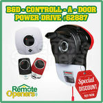 B&D Control-A-Door Diamond PD Power Drive Roller Door Motor CAD PD - $320 Delivered (Save $30) @ Remote Openers eBay