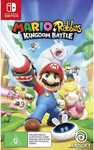 [Switch] Mario + Rabbids Kingdom Battle $29 + $3.90* Delivery ($0 C&C) @ BIG W