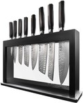 Baccarat Damashiro Emperor Hisa 9 Piece Knife Block, $299 (down from $1399 Last Week) @ House (Online Only)