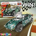 Win a Meccano Roadster from Toys'R'Us Australia