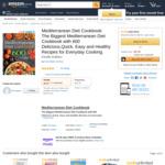 [eBook] Free Mediterranean Diet Cookbook with 600 Delicious Recipes @ Amazon