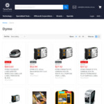 Extra 5% off Dymo Label Printer and Consumable + Delivery @ TecnoTools