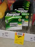Varta/Energizer NiMH Clearance at Coles (Brisbane at Least) - 2x AAA $2.80