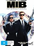 Men in Black International DVD $7.38 or Blu-Ray $10.00 + Delivery ($0 with Prime/ $39 Spend) @ Amazon AU