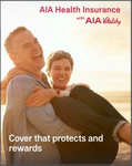 AIA Health Insurance with Vitality - up to 8 Weeks Free* for New Members