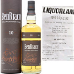BenRiach 10yo Scotch Whisky 43% 700ml $50 (in Store Clearance) @ Liquorland