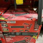 [VIC] Ozito PXCJBLK-318 Cordless Blower Kit $89.25 @ Bunnings (Sunshine)