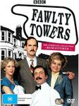 Fawlty Towers - The Complete Series (Remastered) DVD - $15.98 @ JB Hi-Fi