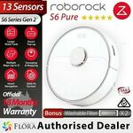 [eBay Plus] Roborock S6 Pure from $639.20 Delivered @ Floralivings eBay