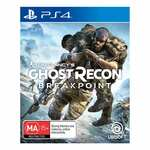 [PS4, XB1] Tom Clancy's Ghost Recon Breakpoint $24 @ Target (Instore and Online)