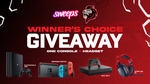 Win a Gaming Headset and your choice of PS4, Xbox One X or Nintendo Switch from Sweeps & JaredFPS