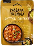 Passage to India Sauce Varieties 375g $2.35 (Was $4.70) + Delivery ($0 Prime/ $39 Spend) @ Amazon AU