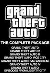 Complete GTA Collection (PC) $12.49 USD ~ $12.24 AU GamersGate