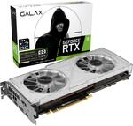 Galax GeForce RTX 2080Ti White (1-Click OC) 11G $1599 + Delivery @ Shopping Express