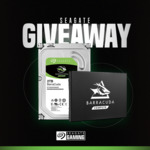 Win 1 of 2 Seagate BarraCuda SSD Bundles from Mwave