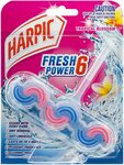 Harpic Fresh Power Toilet Block Cleaner $2.50 ($2.25 S&S) + Delivery ($0 with Prime/ $39 Spend) @ Amazon AU