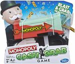 Monopoly Cash Grab - $10 (Was $26.99) + Delivery ($0 with Prime/ $39 Spend) @ Amazon AU