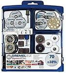 Dremel 725 EZ Lock 70 Piece Kit $57.99 + Delivery ($0 with Prime) @ Amazon UK via AU