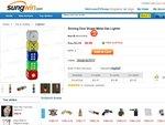 Shining Dice Shape Metal Gas Lighter $2.58 w/Free Shipping