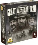 Various Board Games Sold by Amazon UK EG. Great Western Trail - $69.07 + Delivery (Free with Prime) @ Amazon UK via AU