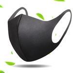 Reusable Washable Unisex Black Face Mask 6 for $9.50 Delivered, Cat7/6a Flat Network Cable 3m $7.95 Delivered @FSOnline