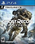 [Prime, PS4] Ghost Recon: Breakpoint $9.33 Delivered @ Amazon US via AU