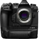 Olympus OM-D E-M1X Camera Body $2517 (+ $500 Prepaid Visa via Redemption) @ CameraPro